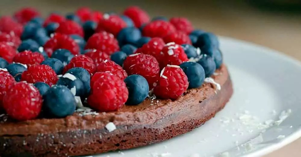 Gateau Marcel sund chokoladekage glutenfri opskrift