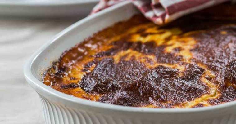 Antiinflammatorisk lasagne med kylling