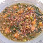 Lentil Soup With Kale