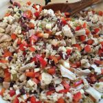 Rice and Chicken Salad - CookingCoOp.com