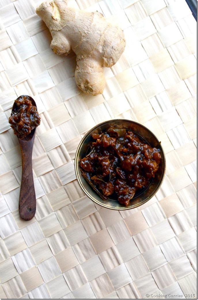 Inji Puli- Puli Inji - Inji Curry - Mirch Masala - Kerala Sadya Recipes Onam Vishu (2)