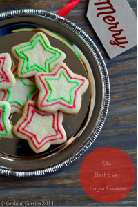 The Best Ever Sugar Cookies
