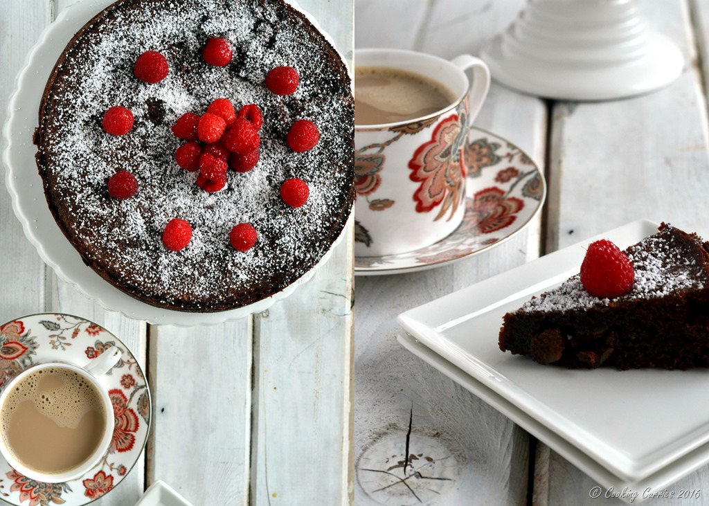Flourless Chocolate Cake The Best Thing I Ever Ate