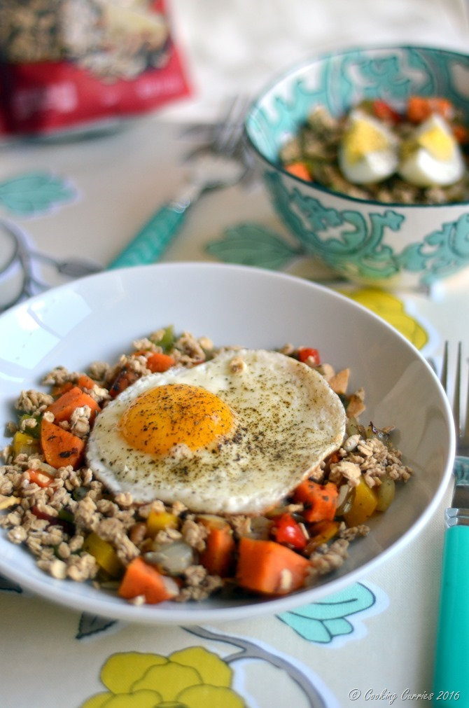 Sweet Potato Breakfast Hash with Granola - www.cookingcurries.com (5)