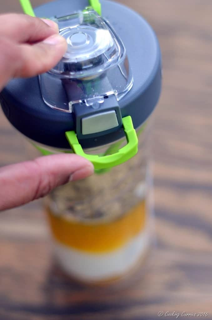 Vanilla Mango Lassi Protein Shake (4)