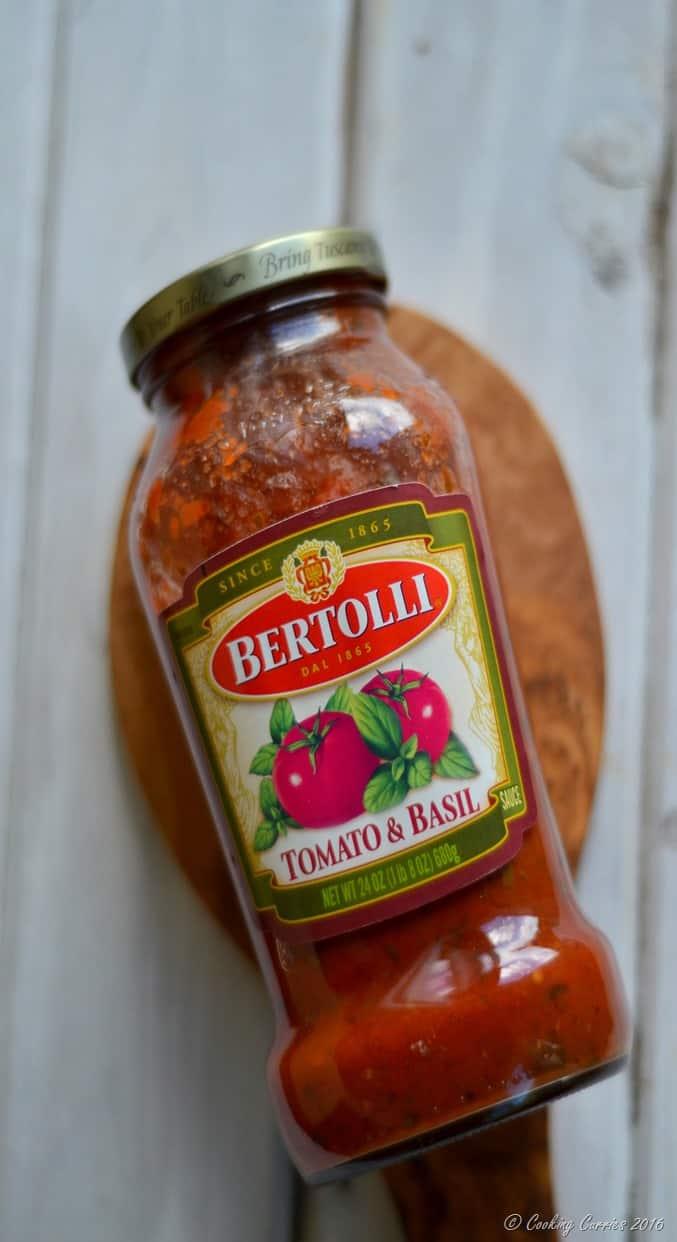 Tomato Basil Cannellini Bruschetta - The Tuscan Way (4)