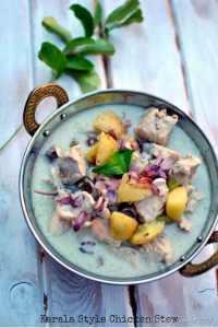Kerala Style Chicken Stew