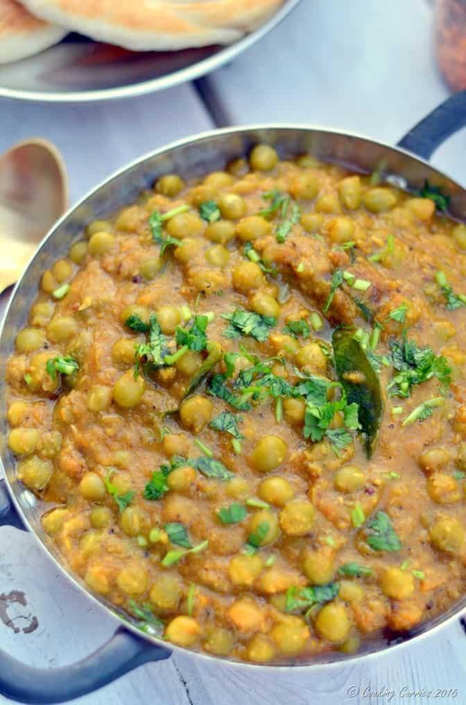 Peas Masala Curry - Kerala Style  (5)