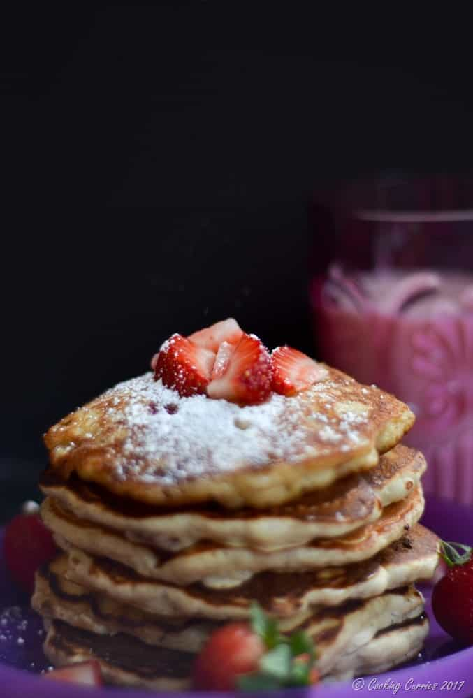 Strawberry Banana Pancakes (5 of 5)