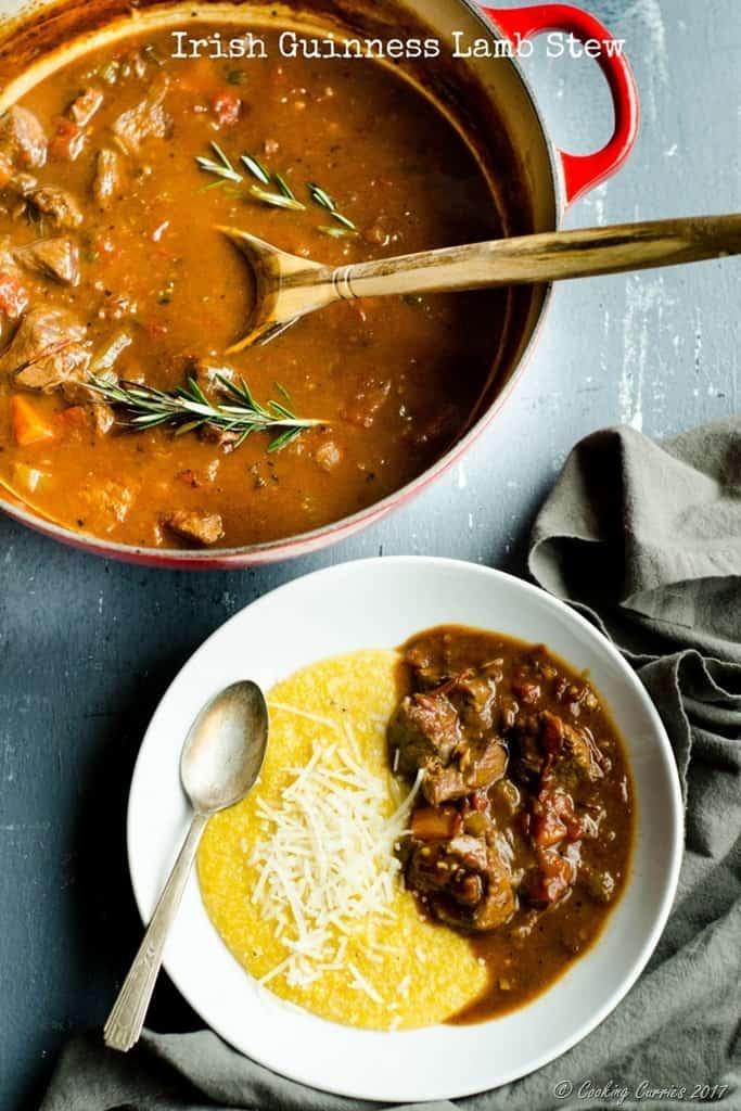 Irish Guinness Lamb Stew