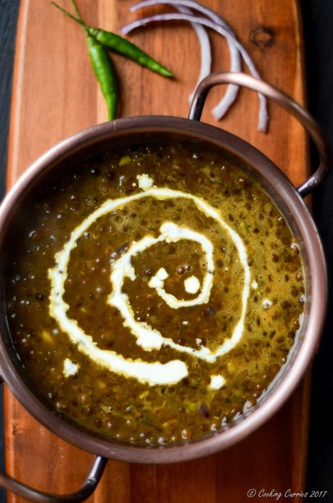 Lahori Dal - Cooking Curries