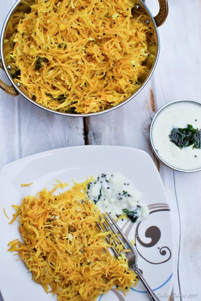 Lemon Semiya Upma (5 of 5)