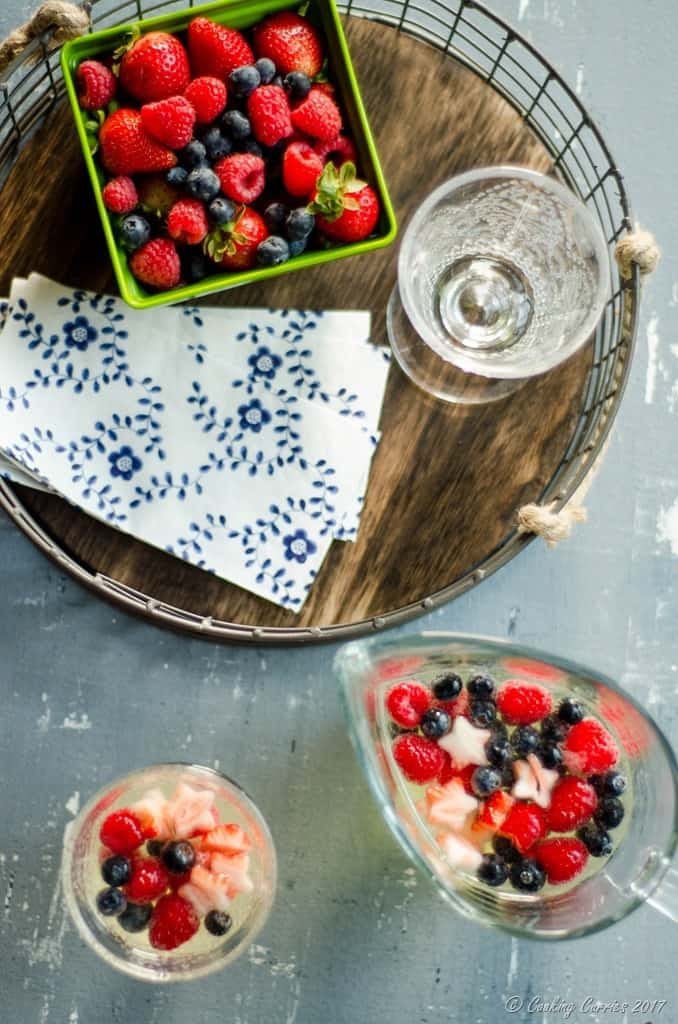 Summer Berry Sangria - Red, White and Blue Sangria (4 of 5)