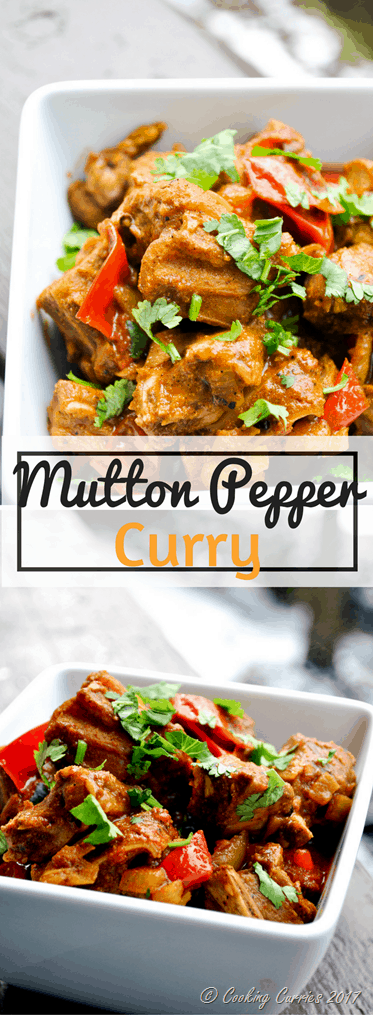 Mutton Pepper