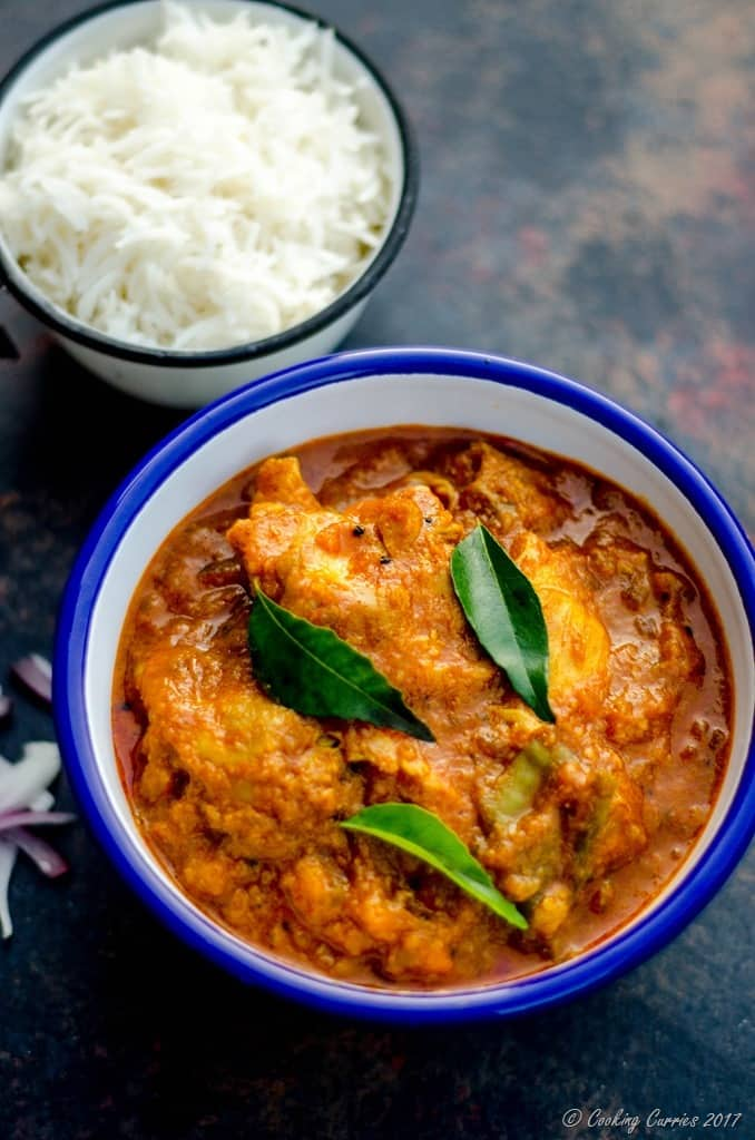Kerala Tomato Chicken Curry (1 of 5)