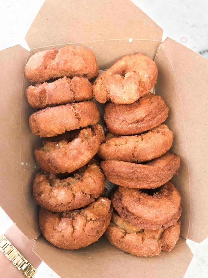Apple Cider Donuts - Apple Picking, SNohomish, WA