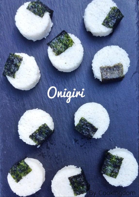 Onigiri By Cookingdom