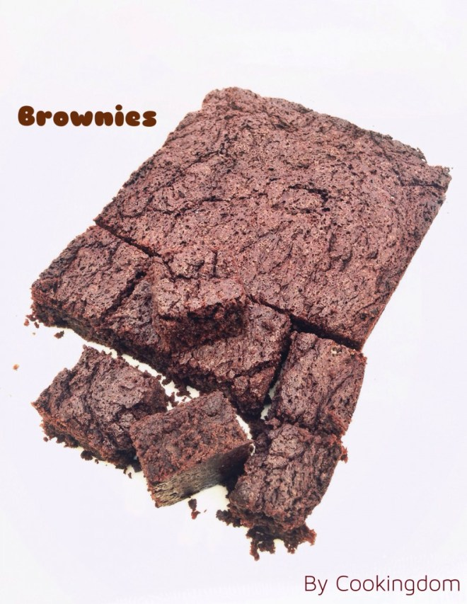 Brownies By Cookingdom