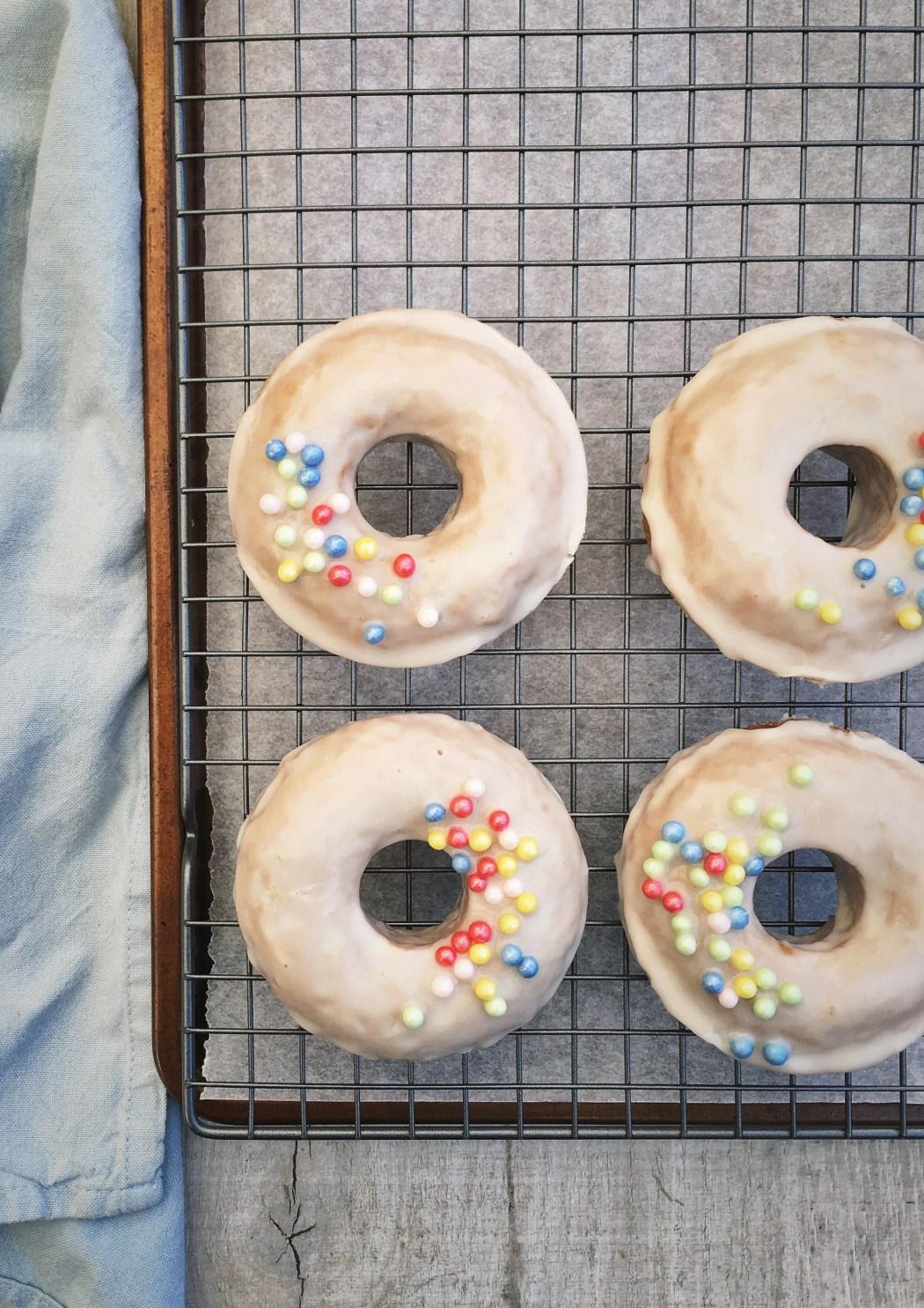 Kruidige donuts
