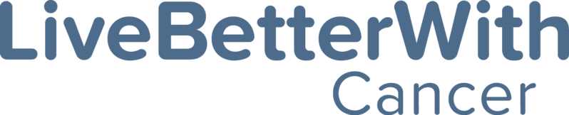 live better with cancer logo