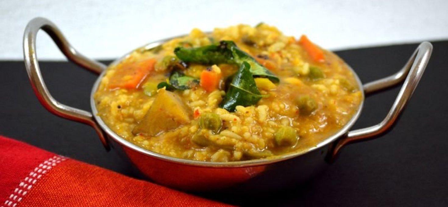 Bisibelebath | Karnataka Special | Easy Lunch Ideas