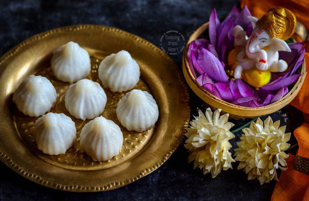 Modakam | Modak | Sweet Kozhukattai | Ganesh Chaturthi Recipes