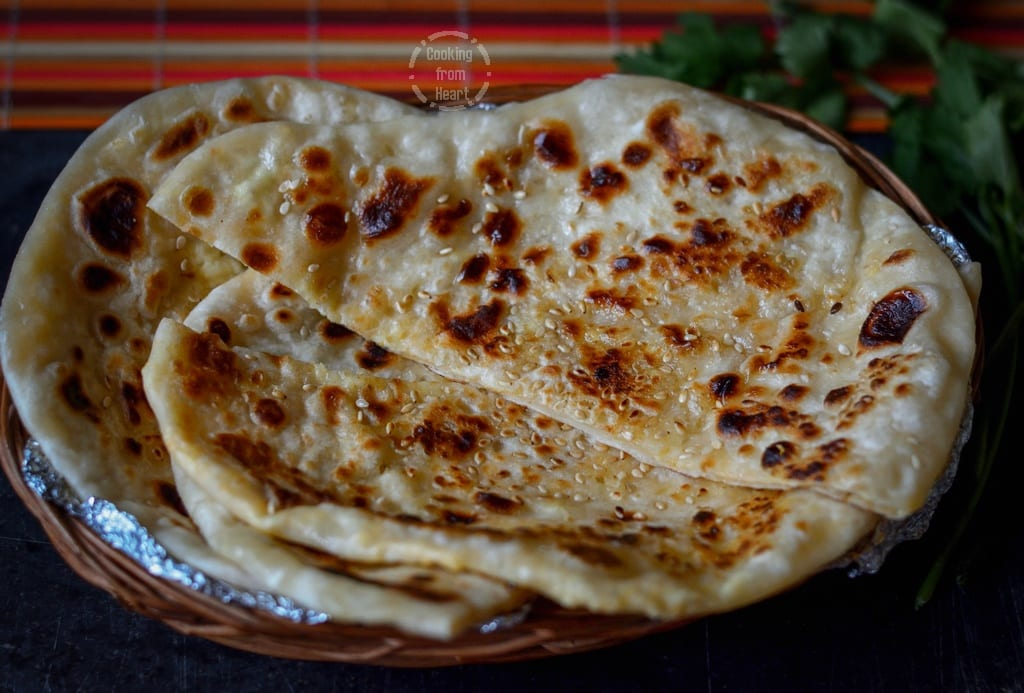Paneer Kulcha Cooking From Heart
