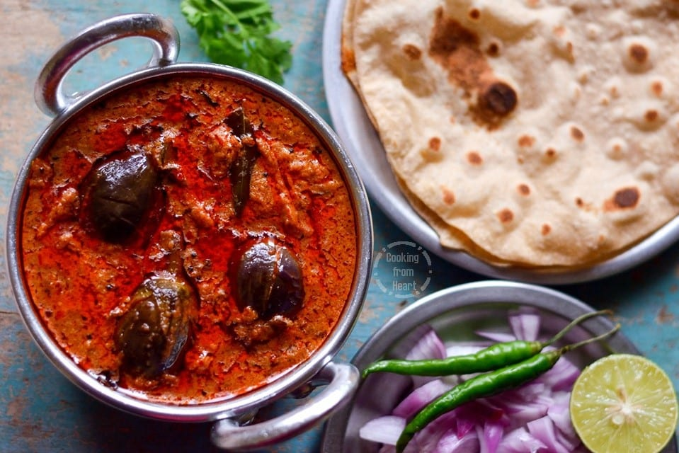 Gutti Vankaya Kura | Rayalaseema Gutti Vankaya Curry