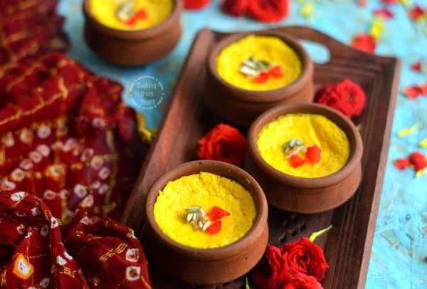 Mango Bhapa Doi