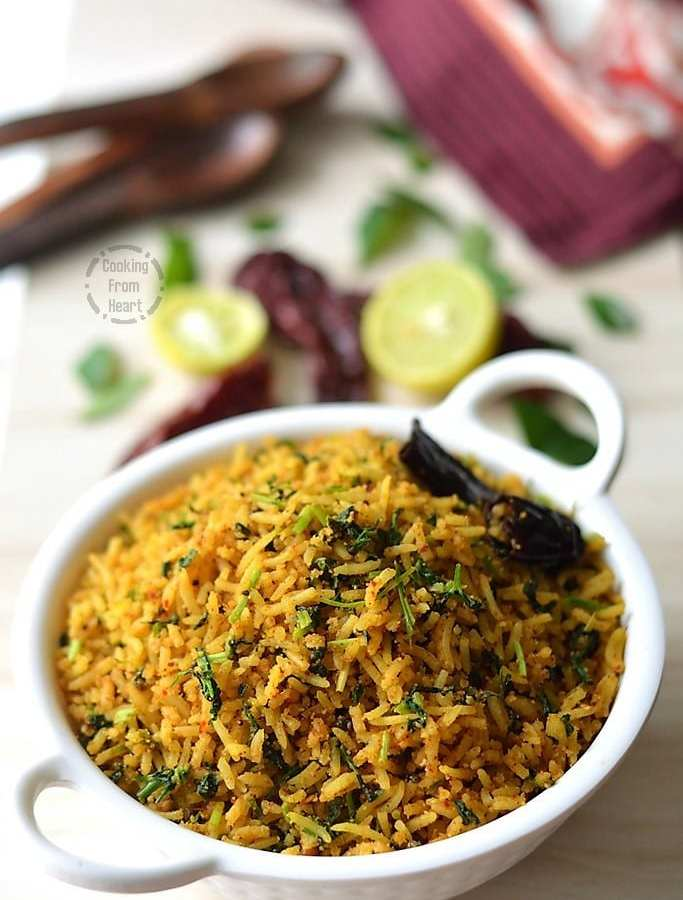 Methi Pulao | Methi Rice | No Onion No Garlic Methi Pulav