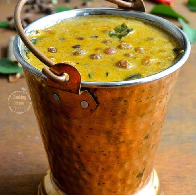 Kerala Kadala Curry | Kadala Kari Recipe