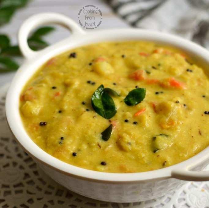Kumbakonam Kadappa   Kadapa Recipe
