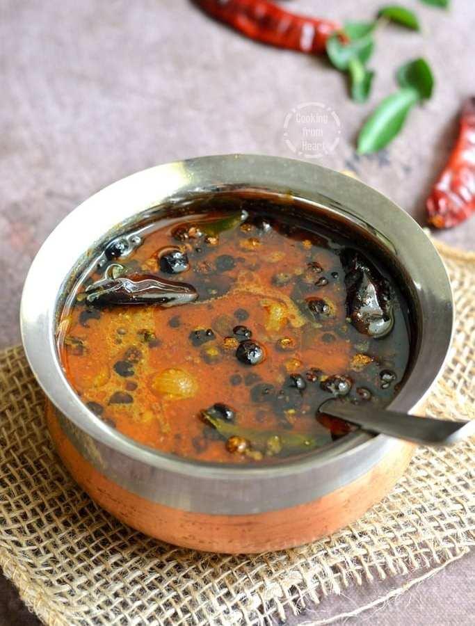 Manathakkali Vathal Kuzhambu