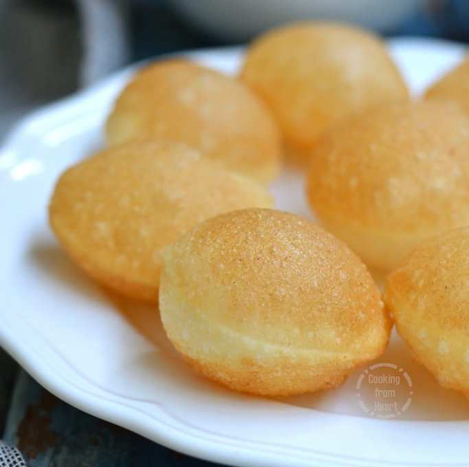 Puri Recipe for Pani Puri | Sooji Golgappa