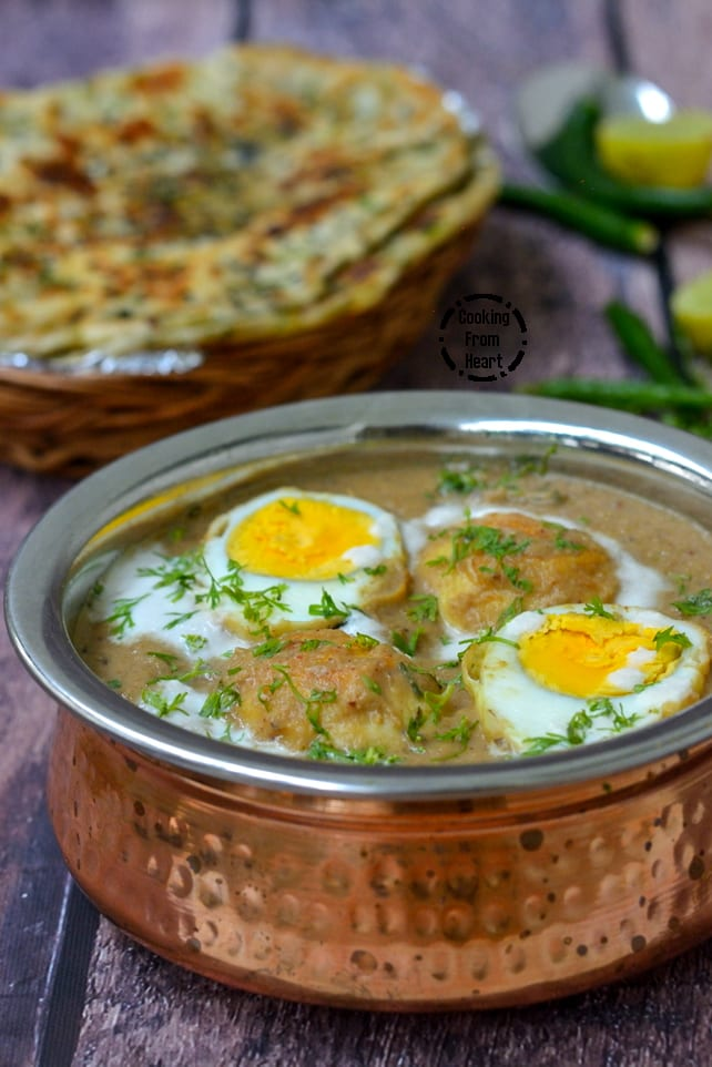 Mughlai Egg Curry