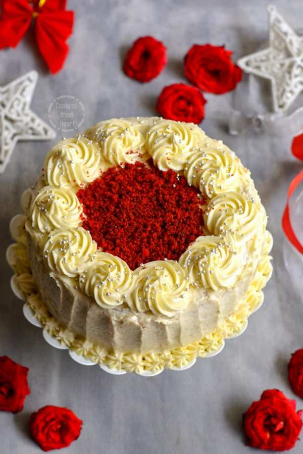 Boiled Flour Butter Cream Frosting