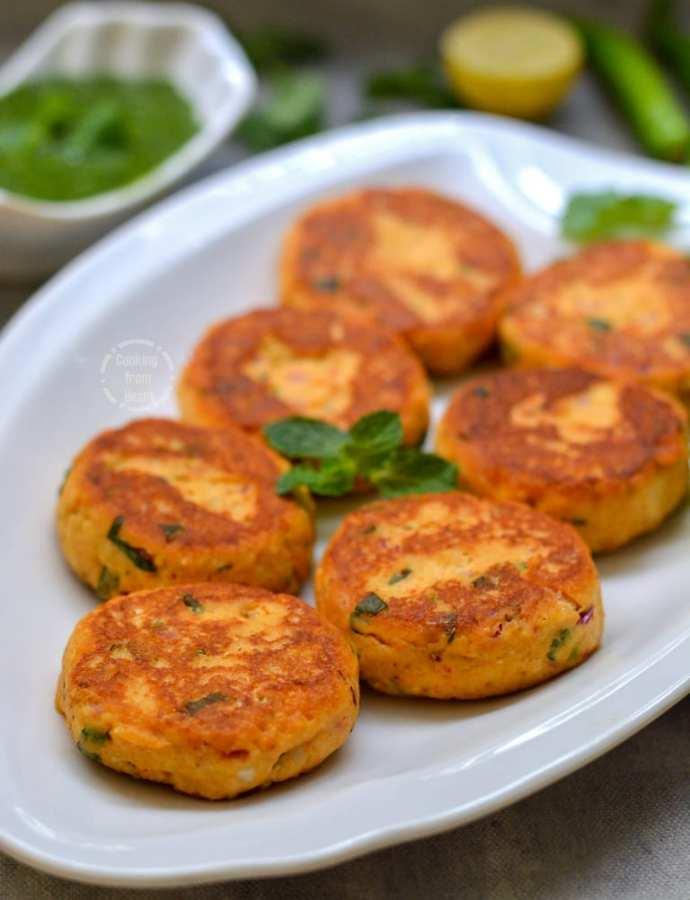Dahi Kabab | Dahi Ke Kabab