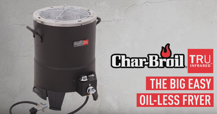 CharBroil The Big Easy Oilless Turkey Fryer  Cooking Gizmos