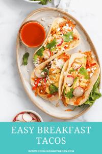 Easy Breakfast Tacos