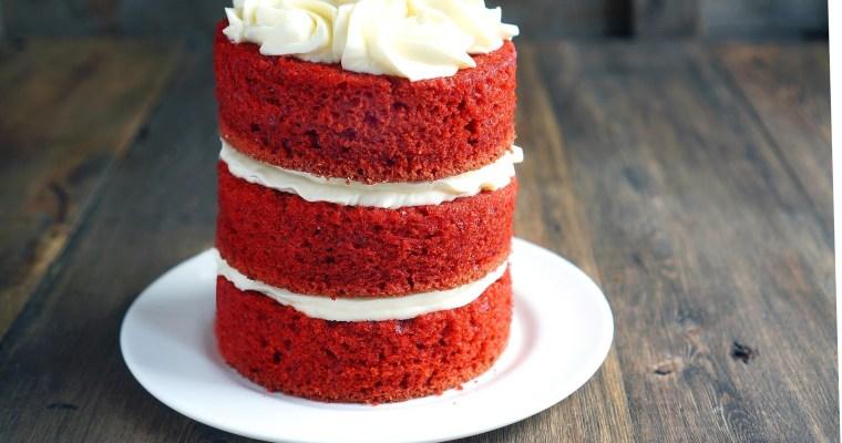 """Cake """"Red Velvet"""""""