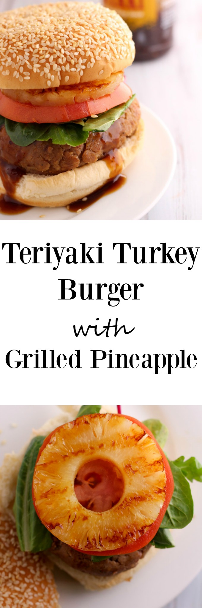 Teriyaki Turkey Burgers - Cooking is Messy