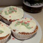 Mince Pie Cupcakes