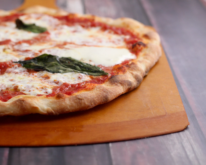 Best Homemade Pizza of Your Life - the crust