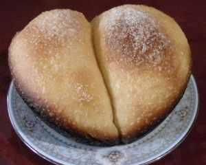butt ugly sweet bread, Sri Lanka