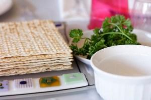 Matzah and Parsley