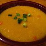 Hearty Winter Pea Soup