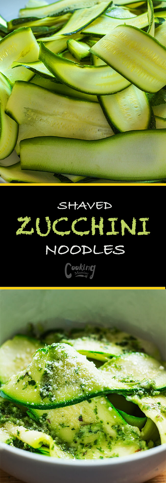 Shaved zucchini noodles are perhaps one of my favorite ways to have zucchini. Not to mention that it is topped this creamy avocado mint sauce. So addicting.