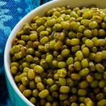 This recipe answers the basic question of How to cook mung beans. Mung beans are richer with vitamins and are so easy to add to most salads for added nutrients.