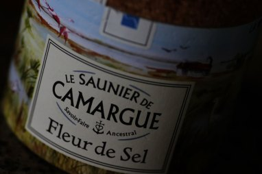 Fleur de sel - a favourite of mine