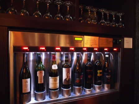Enomatic - wine dispensing system